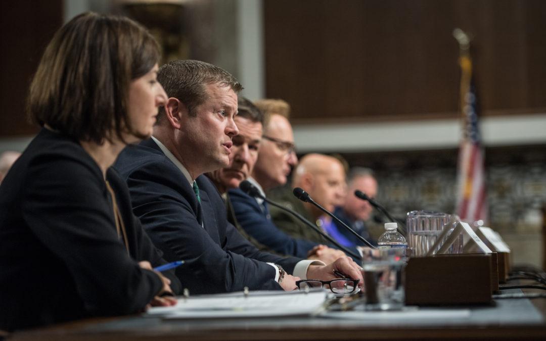 As Senators Question Service Leaders on Housing, GAO Reports Longtime Problem; More Families Sue