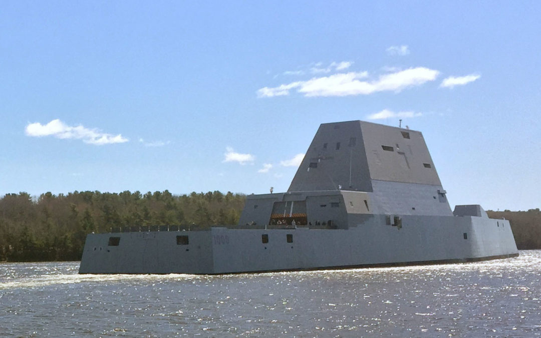 Collins, King Push Back on DOD's Potential Shipbuilding Cut