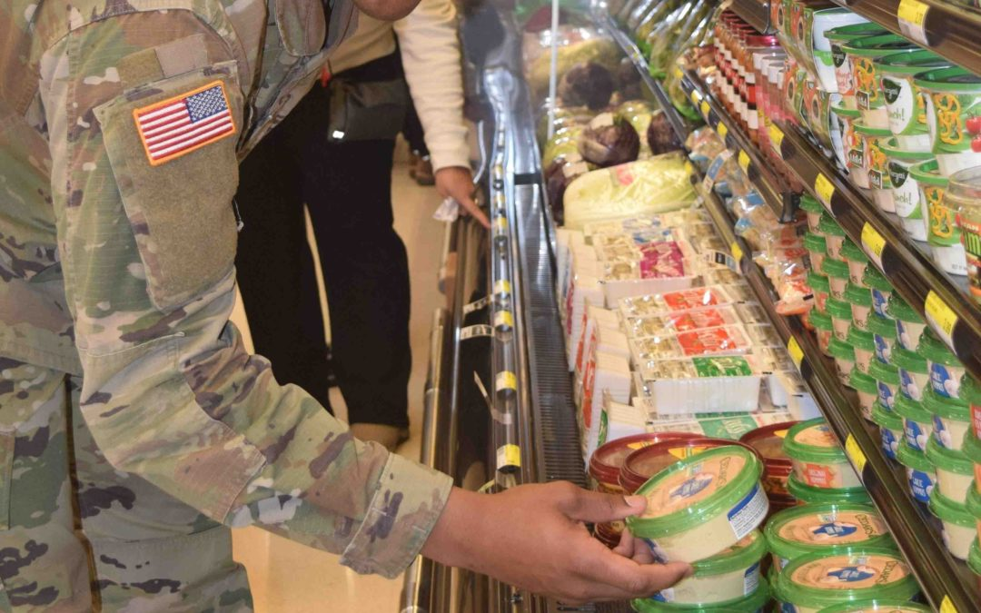 Commissaries, Exchanges Open to More Community Members