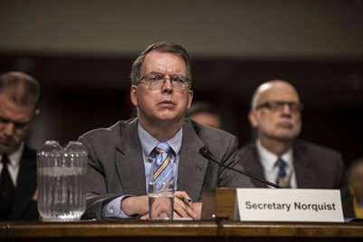 Norquist: Majority of OEA Funding Comes from Congressional Interest