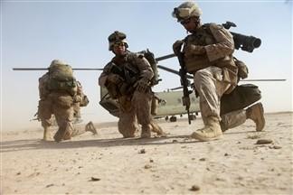 U.S. Marine Corps General Considers Shrinking Service Size