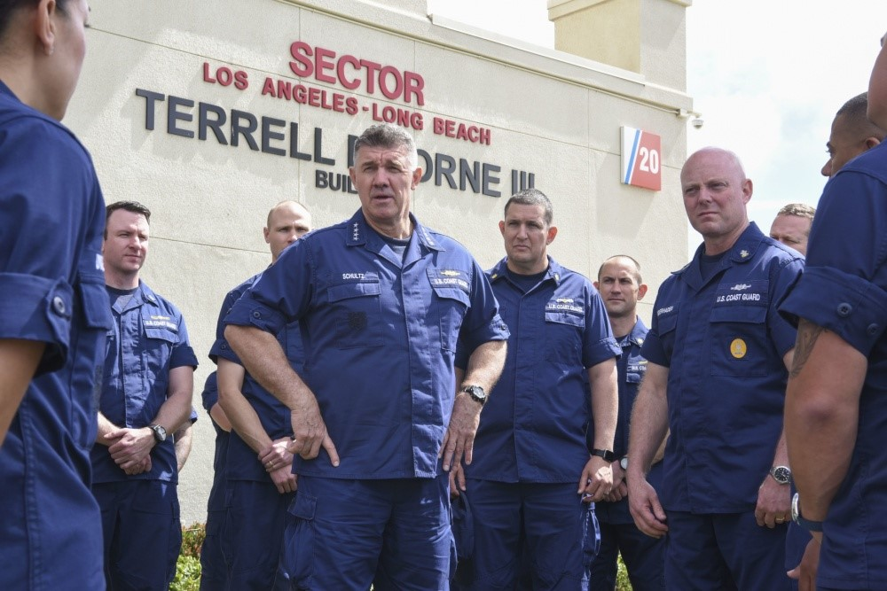 Thousands of Coast Guardsman May Lose Child Care Spots