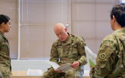 Coronavirus Stimulus Package Allows President to Extend Military Leader Appointments