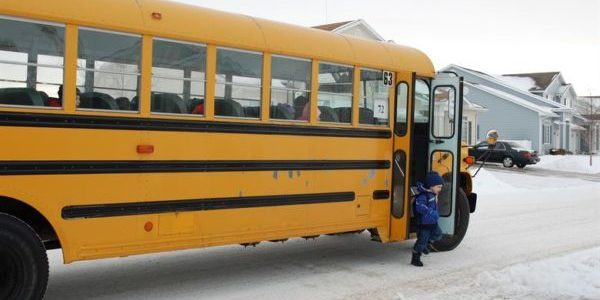 Defense Community Utilizes Wi-Fi-Enabled School Buses during Coronavirus Crisis