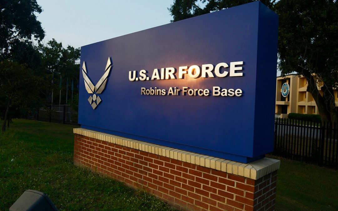 'Robins Strong' Pulls Together an Air Force Community in Crisis