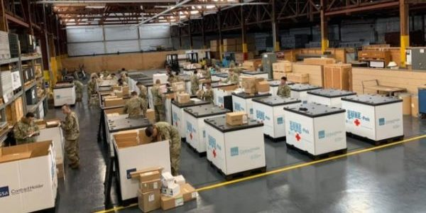 Experts Discuss Coronavirus Defense Supply Chain Disruptions