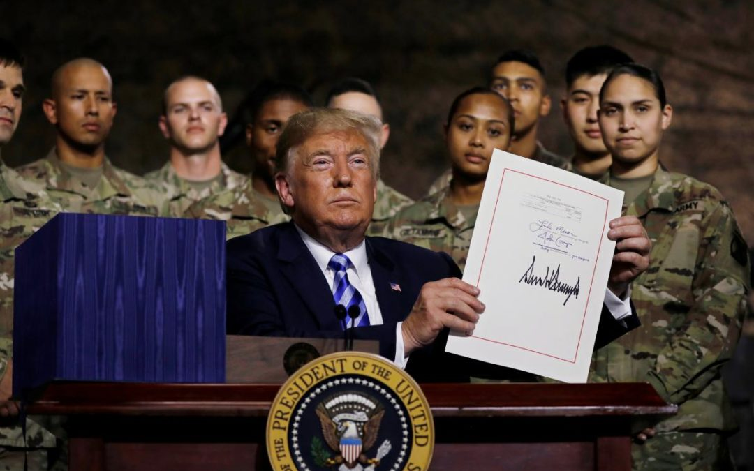 Lawmakers Push Forward with NDAA