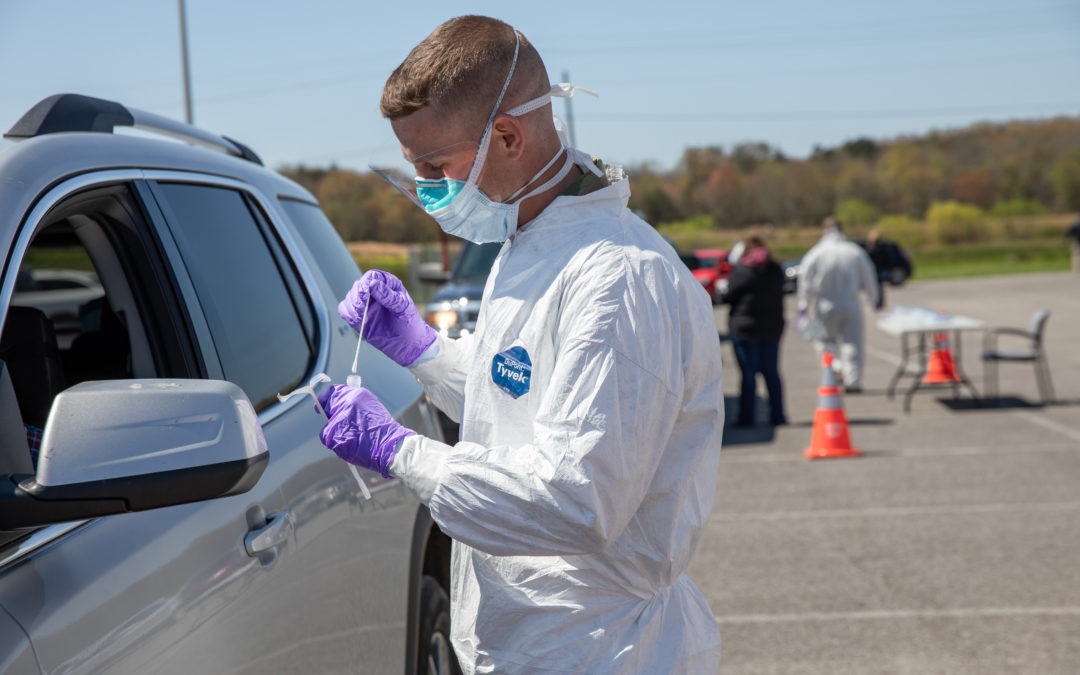 Maine Facility to Make More Testing Swabs through Defense Production Act Award