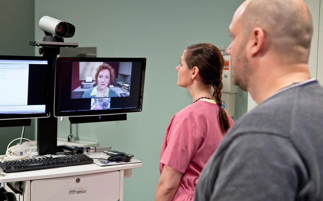Vets, Providers Adapting to Telehealth for Mental Health Care