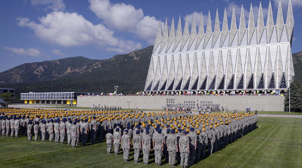 Air Force Academy, VA Chart Out Reopening Plans