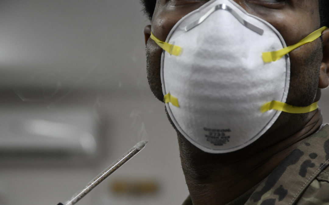Pentagon Signs $126 Million Contract with 3M for N95 Mask Production