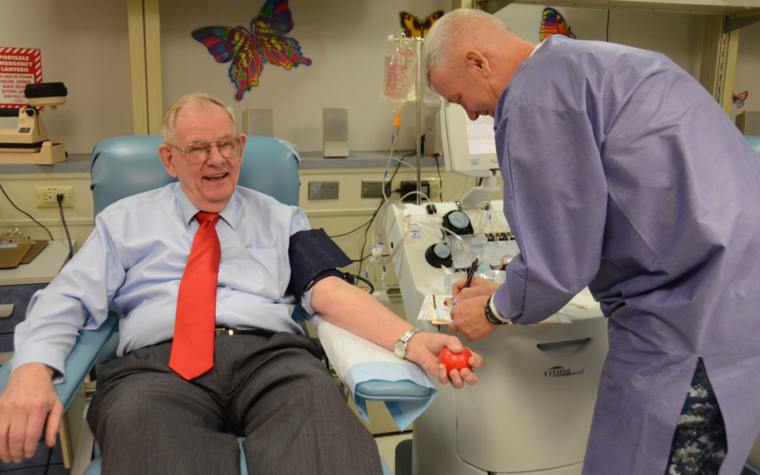 Joint Base San Antonio Makes Community Plea for Blood Donations