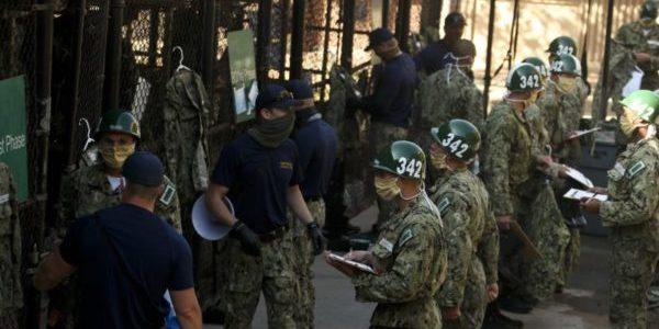 Navy SEALs Resume Special Warfare Training