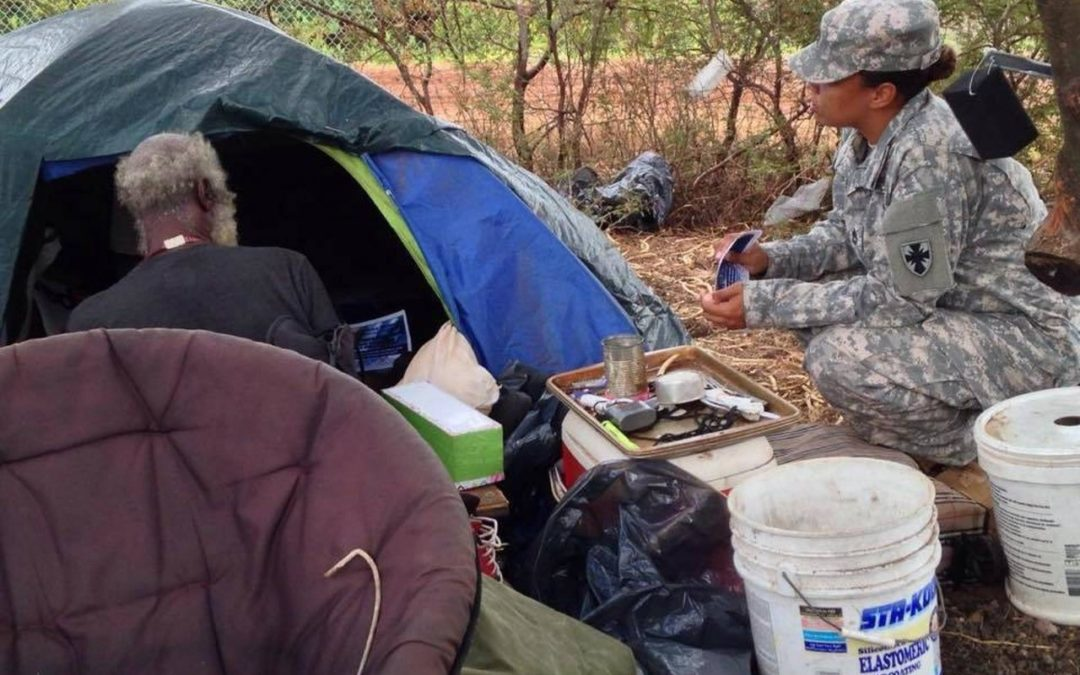 VA Expands Services for Veterans Experiencing Homelessness During the Pandemic