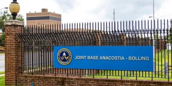 Navy Hands Over Authority of Joint Base Anacostia-Bolling to Air Force