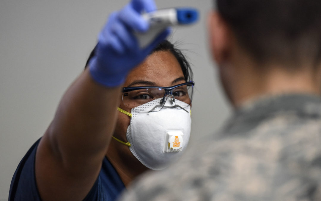 Pre-Existing Conditions Play Part in Most Military COVID-19 Cases, Data Says