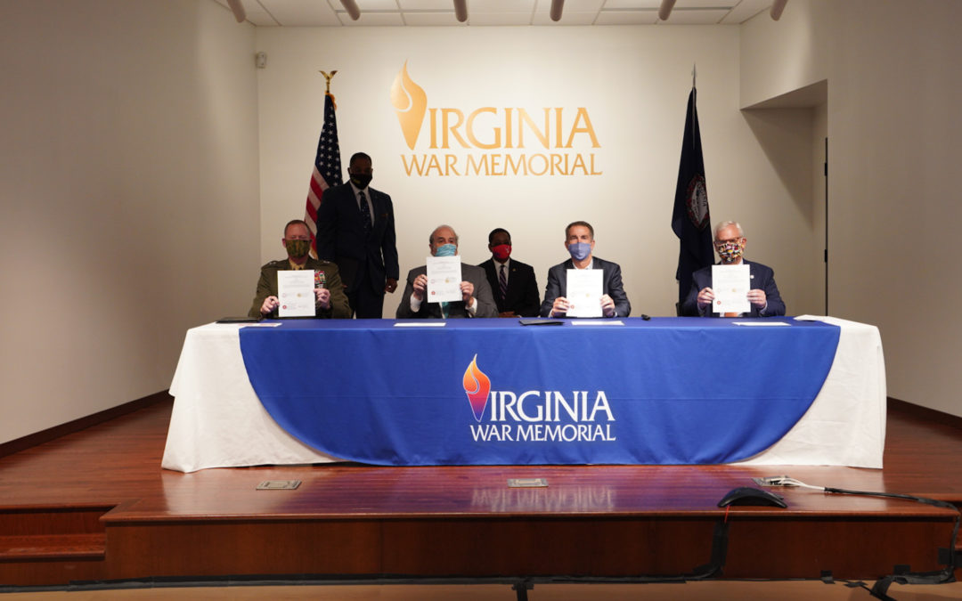 Virginia Governor Signs Military Spouse Licensure Bill