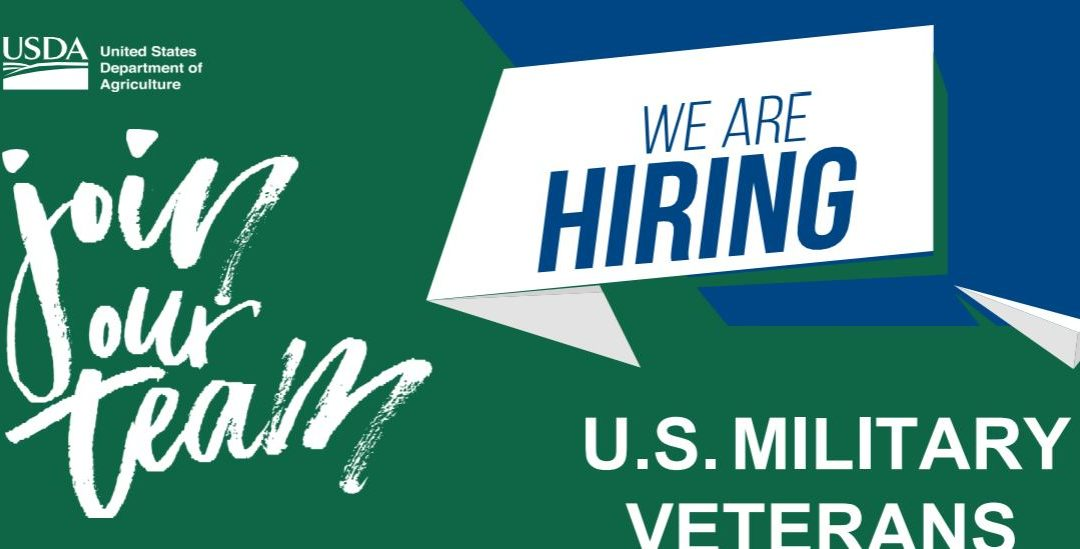 Upcoming Employment and Recruiting Opportunities for Veterans, Military Spouses
