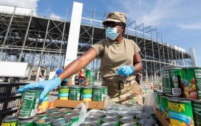 Lawmakers Urge President Trump to Fully Fund National Guard Pandemic Response