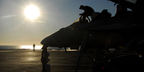Navy Accelerating Development of Next-Gen Carrier Fighters