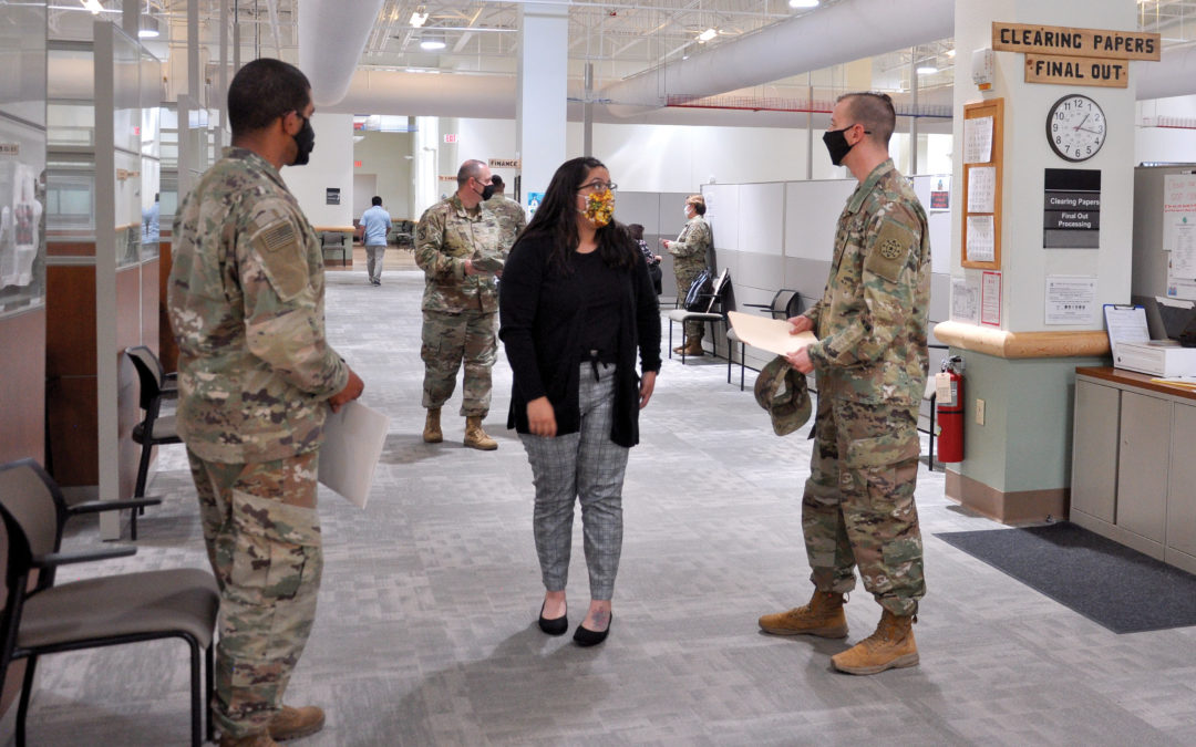 Military Families' Travel Reimbursements Depend on Following New Moving Guidance