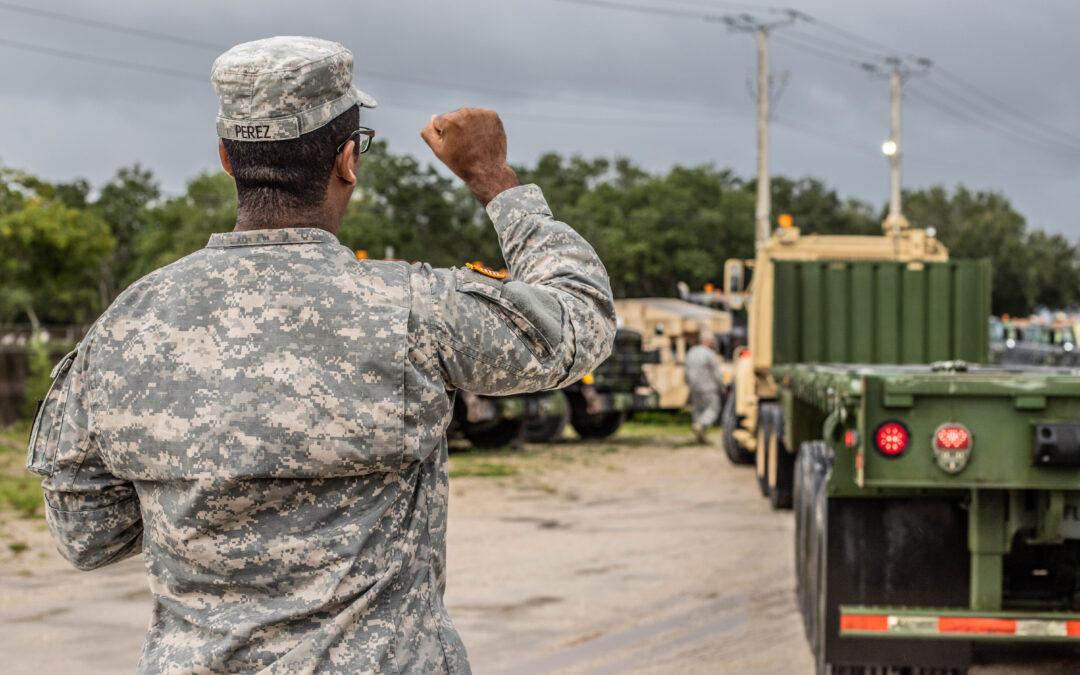 Gulf Coast Military Prepare for Hurricane Sally