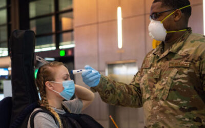 Half of Military Installations Worldwide Lift Coronavirus Restrictions