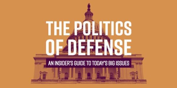 TODAY: Summit Series, The Politics of Defense [Keynote Session]