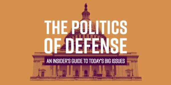 ADC Summit Series Recap: The Politics of Defense [Part 1]
