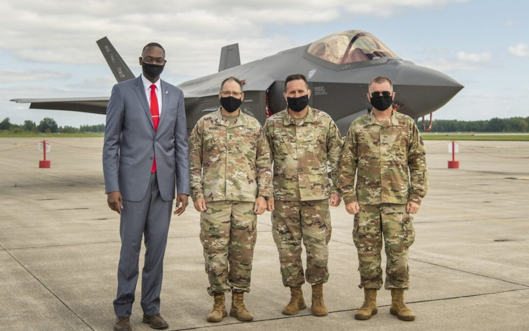 Michigan National Guard Opens Joint Innovation Center