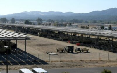 Fort Hunter Liggett Earns Recognition for Energy and Water Resilience