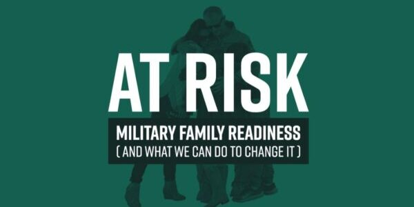 ADC Keynote Series: At Risk – Military Family Readiness [Part 2]