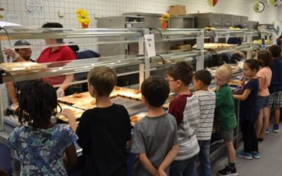 Overseas DoDEA Students to Receive Free Meals for Rest of School Year