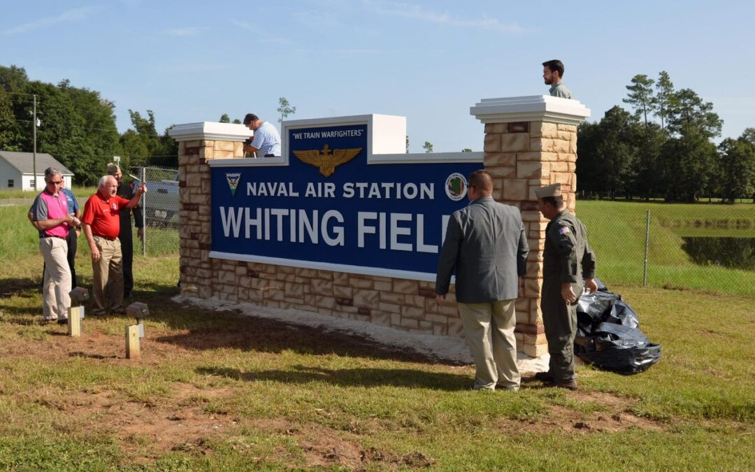 NAS Whiting Field Earns Distinction for Program Excellence, Community Outreach