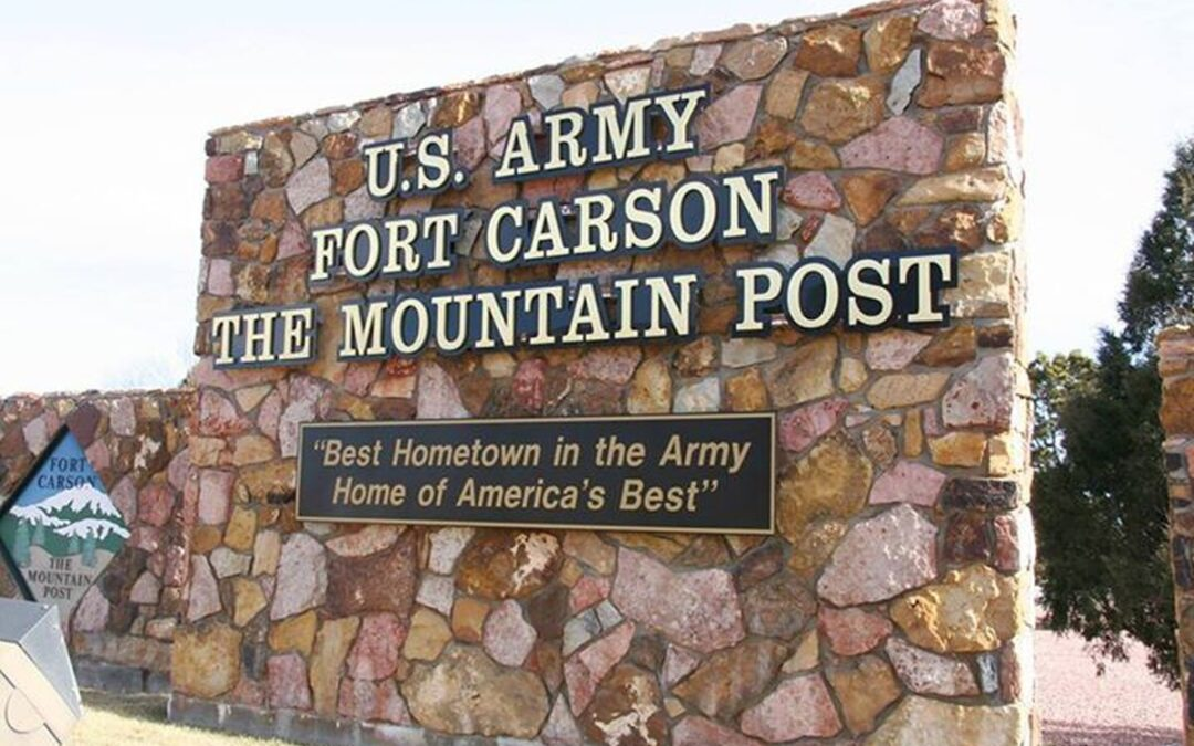 Fort Carson, Colorado Springs Partnership Promotes Energy Resilience
