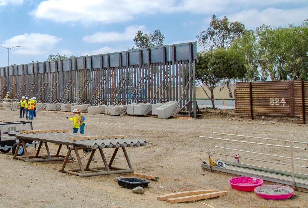 Congress Requests Diverted Border Wall Funds be Restored to Installation Construction Projects