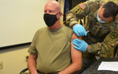 Over 1 Million Tricare Beneficiaries Eligible for COVID-19 Vaccine