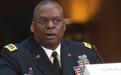 Austin Stresses Importance of Civilian Control of DoD During Senate Hearing