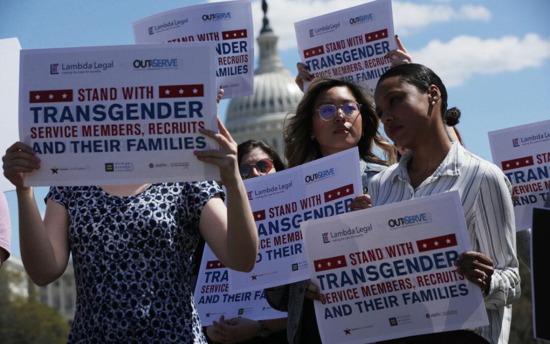 Biden Signs Executive Order Reversing Transgender Military Ban