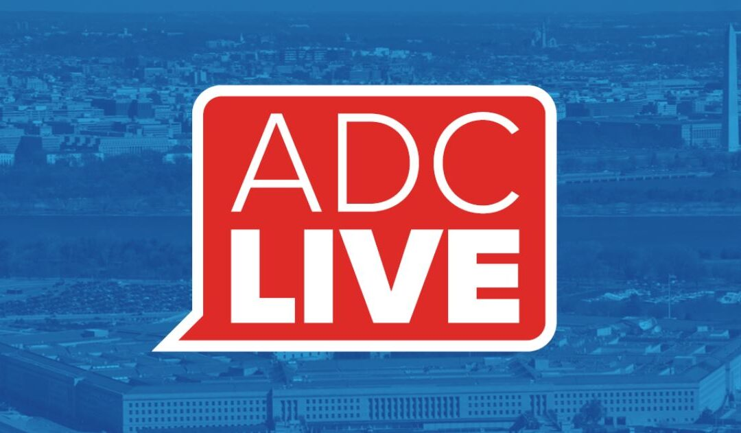 Coming this March: ADC Live