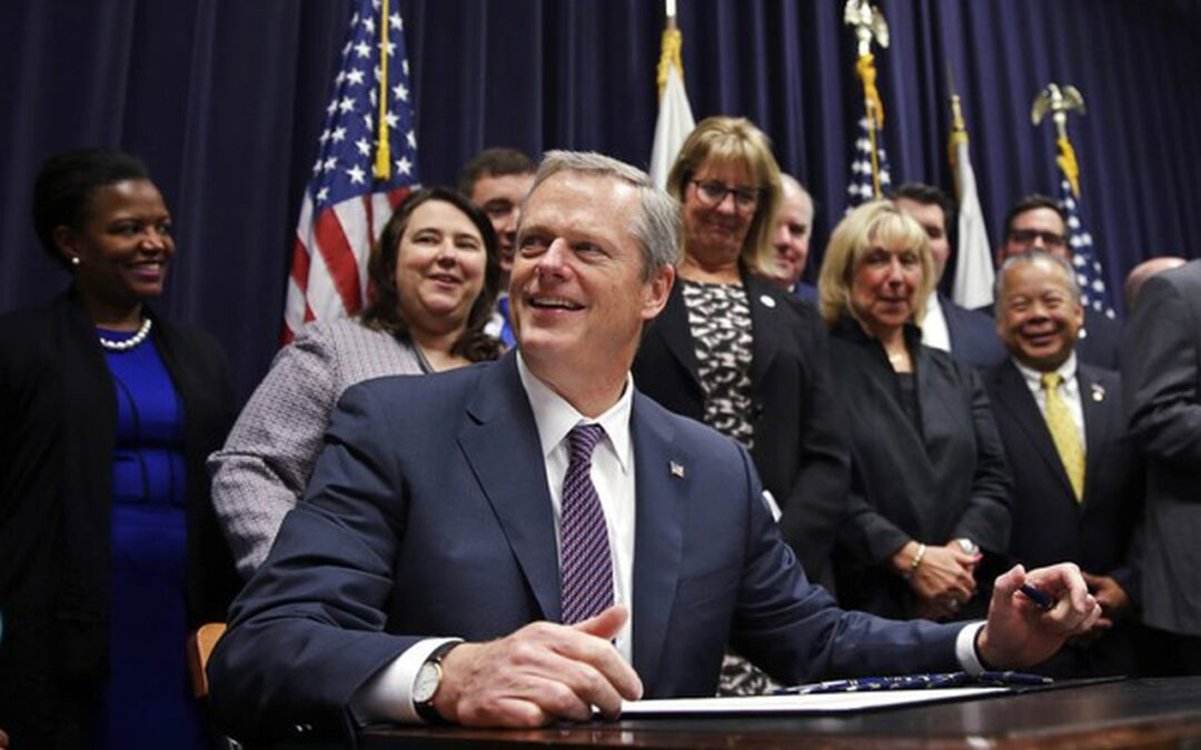 Massachusetts Governor Signs Order to Assist License Portability for Military Families