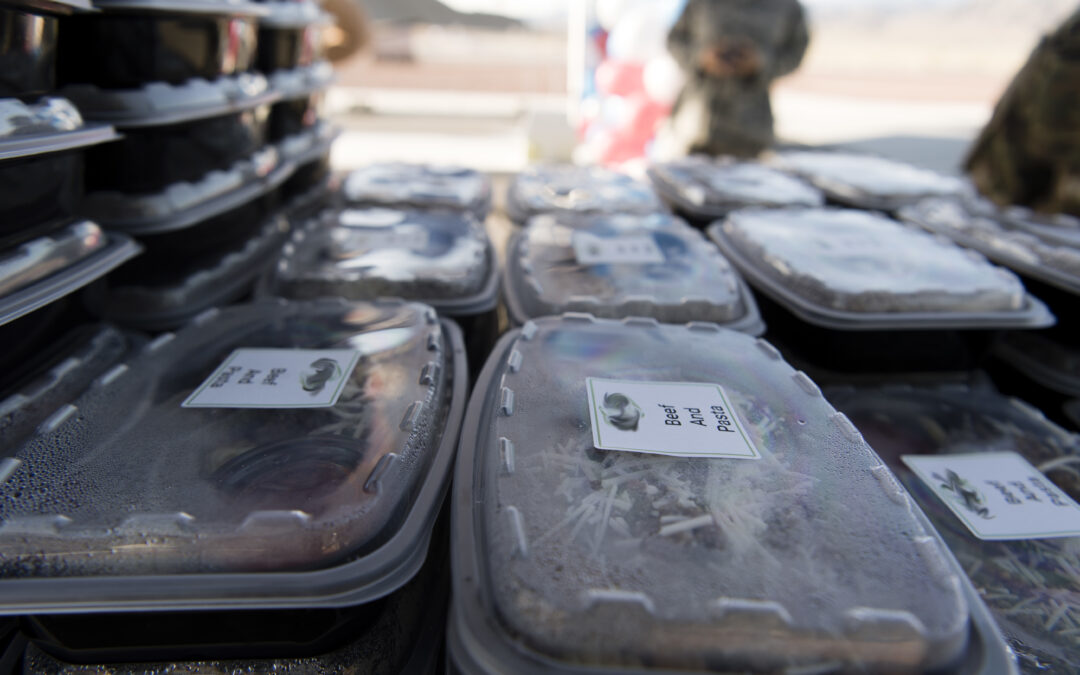 Lawmakers Looking into Food Insecurity Among Military Families