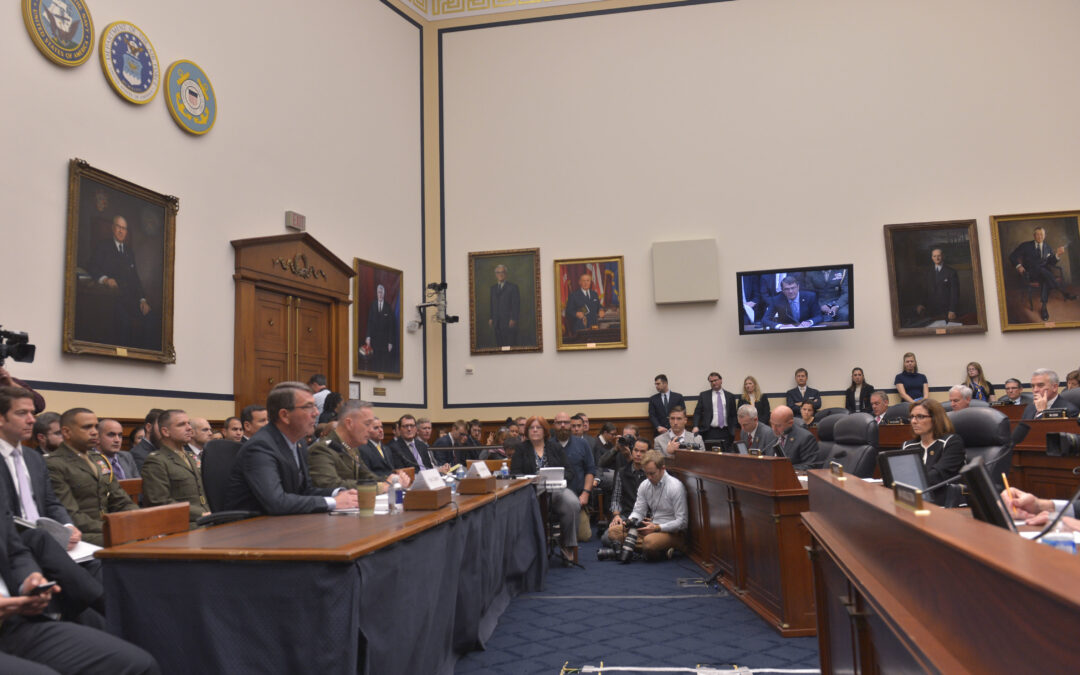 HASC Lays Out Tight NDAA Timeline