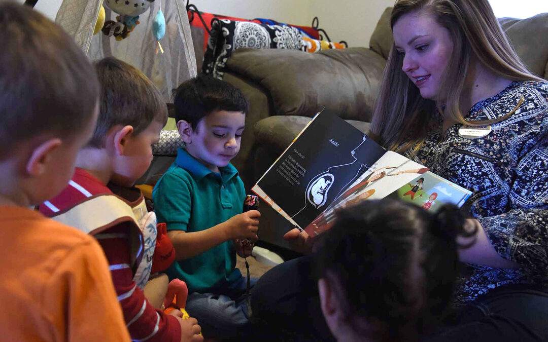 DOD Ready to Pilot In-Home Child Care Assistance