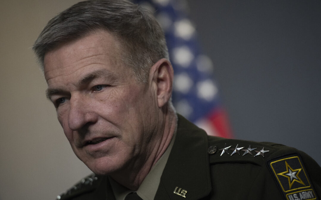 DOD Leaders Continue Facing Lawmakers on Defense Budget
