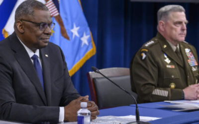Austin Backs Removing Sexual Assault Cases from Chain of Command; Chiefs Warn Against Broader Reform