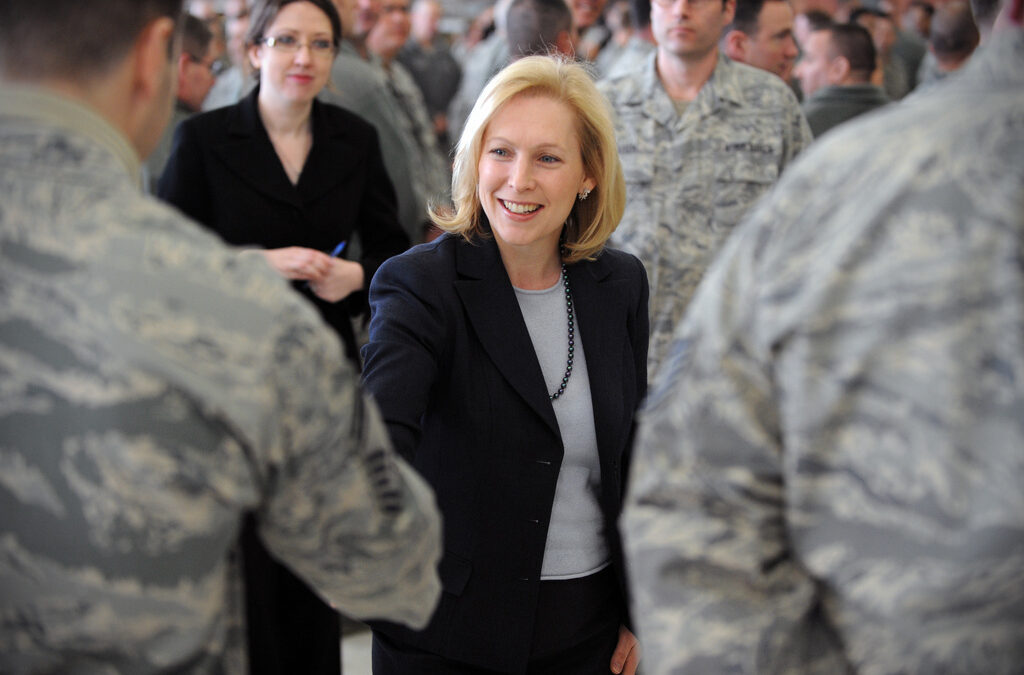 Gillibrand Expects Military Justice Reform Bill Vote in Fall