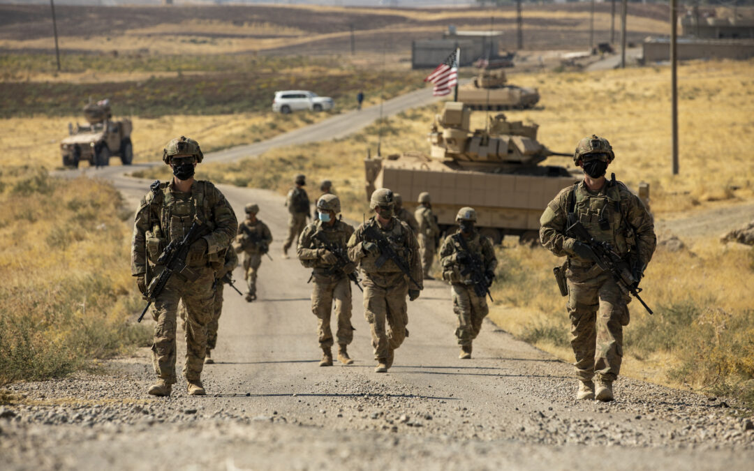 House Appropriators Advance Defense Spending Bill on Party Lines