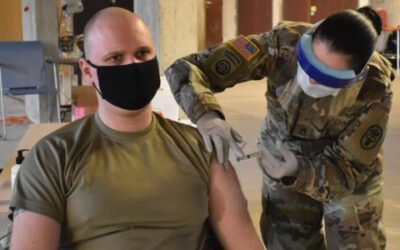 Army Fighting Misinformation in Attempt to Boost Soldiers' Vaccination Rate