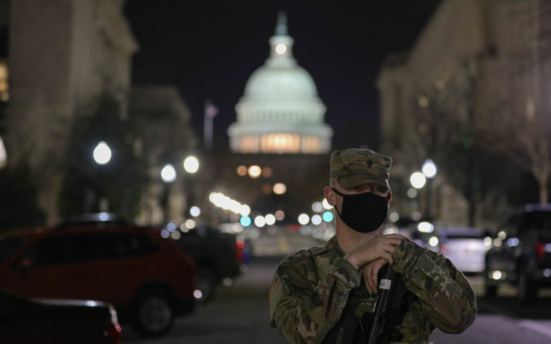 House Republicans Offer Standalone Bill to Reimburse Guard; DOD Could Pick Up the Tab